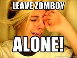 zomboy leave alone