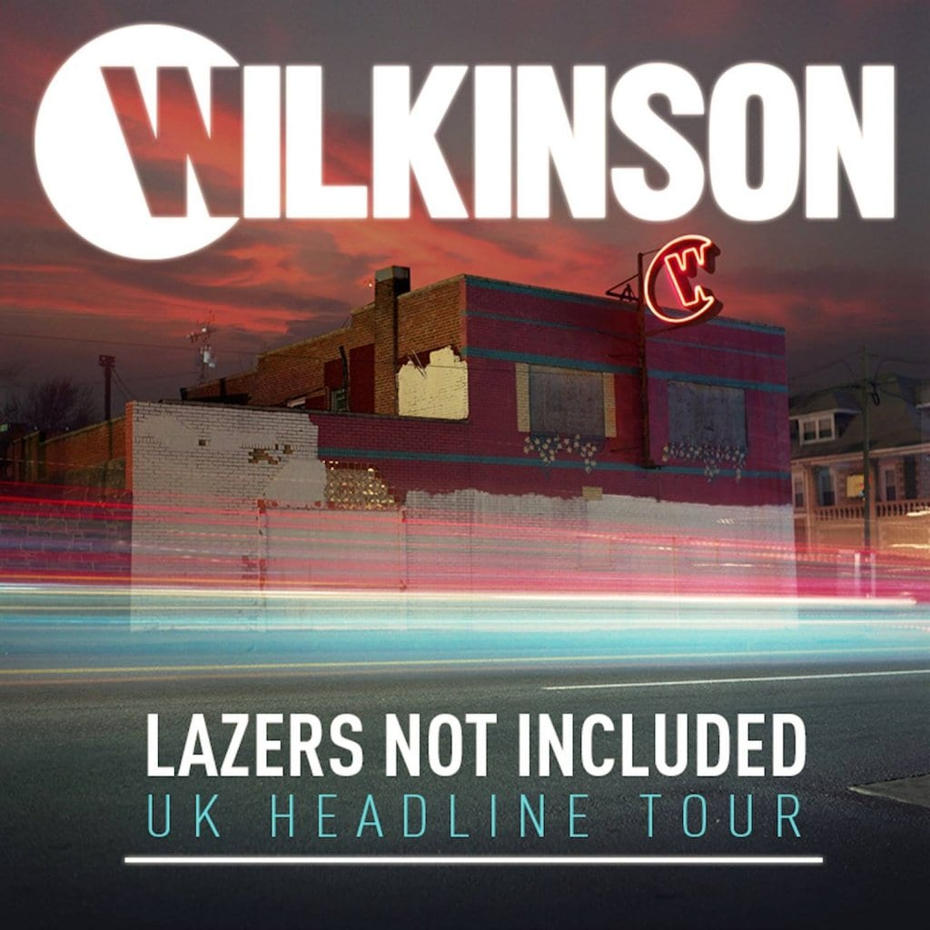 Wilkinson sign up image