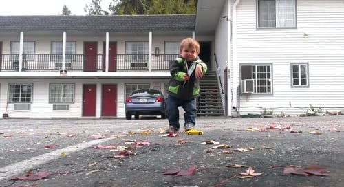 toddler dubstep
