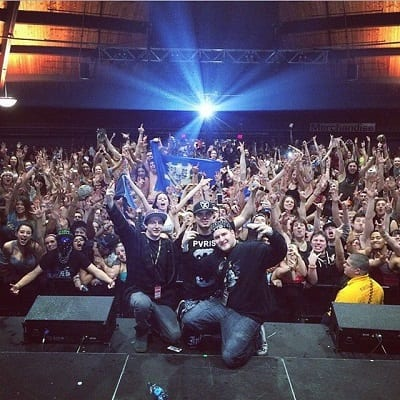 barely alive datsik tour