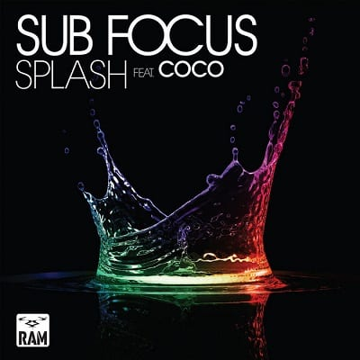 sub focus - splash rusko