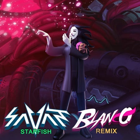 savant starfish blanco