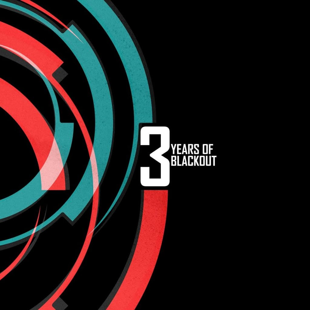 blackout 3 years