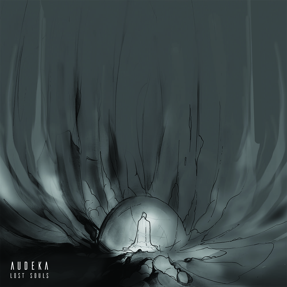 Audeka - Lost Souls LP Cover - 1000 x 1000