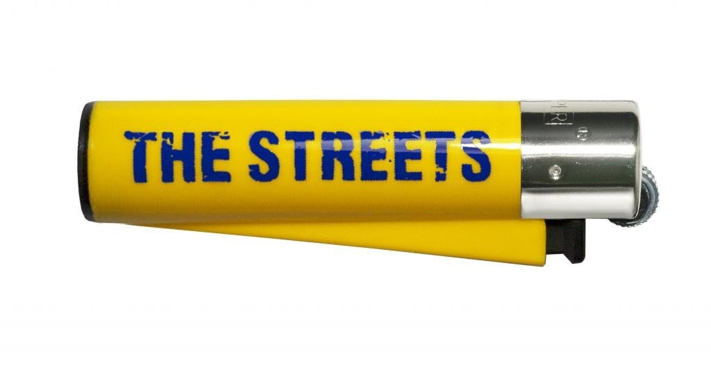 the-streets-yellow-lighter
