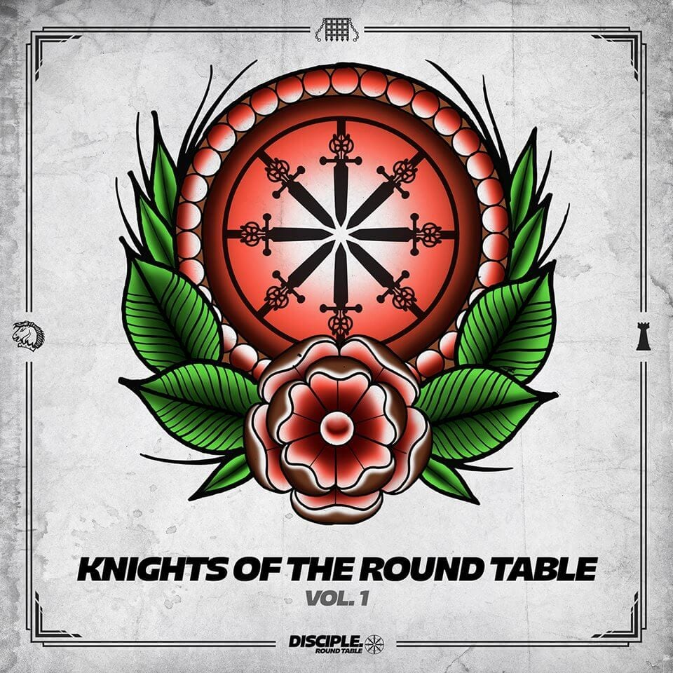Disciple announce knights of the round table vol 1 for 12 knights of the round table characters