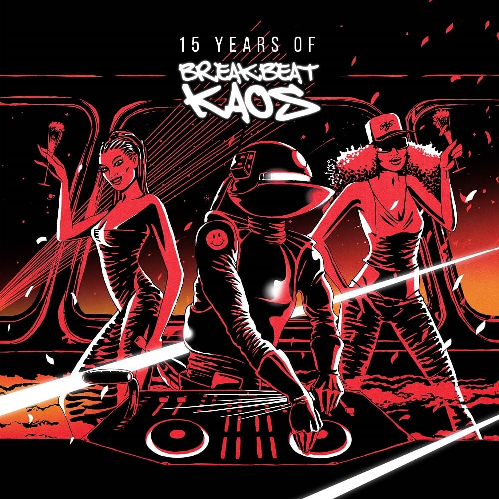 breakbeat kaos celebrate 15 years with junglesound 39 revenge of the bass 39 album. Black Bedroom Furniture Sets. Home Design Ideas