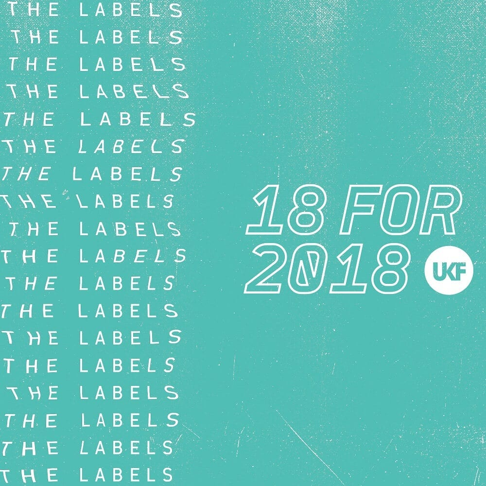 18 for 2018 the labels