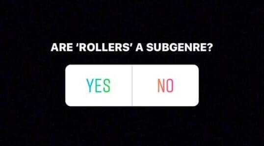Rollers are not a subgenre, you muppets!